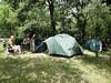 Campground at Puy Arruego