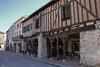 Villeréal, Lot-et-Garonne, E of Bordeaux