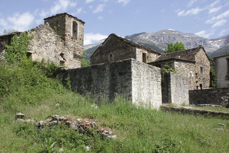 village Escuain