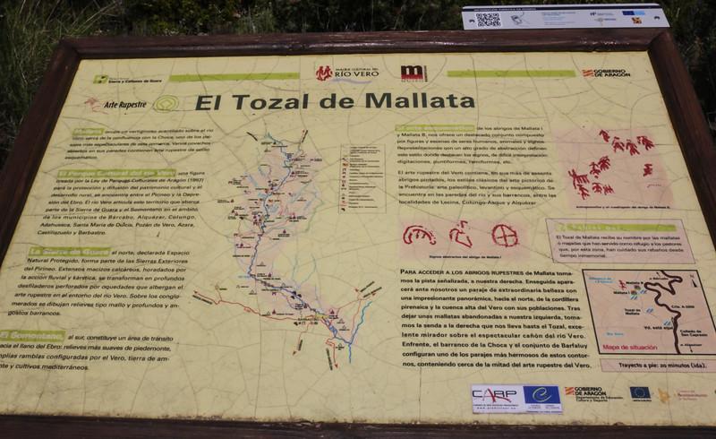 El Tozal de Mallata, Rio Vero