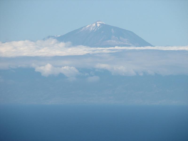 summit of the vulcano La Teide (Tenerife)