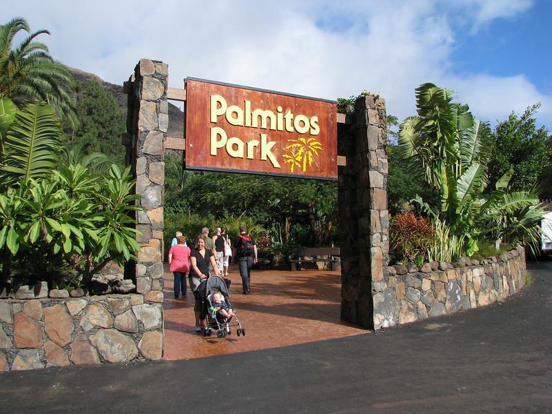 Palmitos Park (South Gran Canaria)