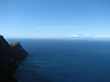 View on Tenerife (Northwest Gran Canaria)