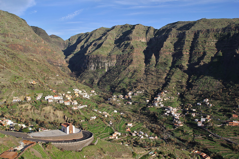 Near Valle Gran Rey