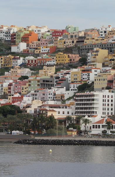 San Sebastian de la Gomera,