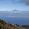 View at Pico del Teide,Tenerife, Palo Atravesado 600m, 4x4 road NE of Enchereda 1065m