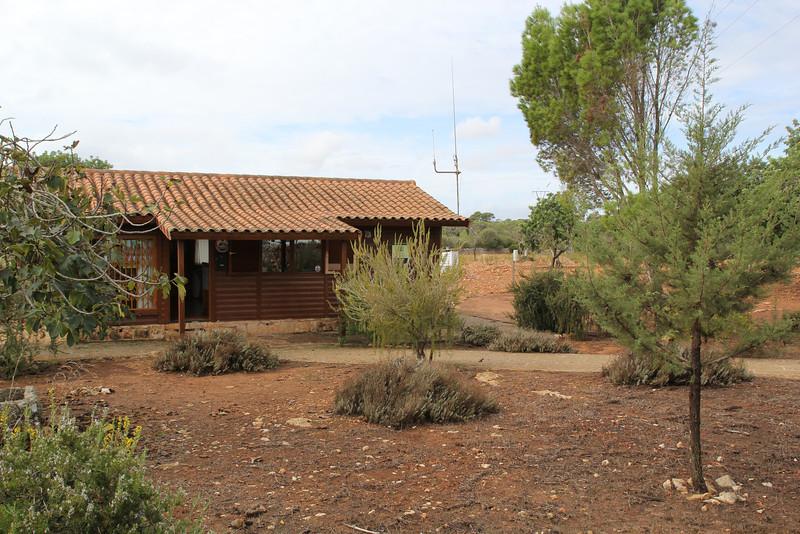 Info-center, Parque Natural Mondragó