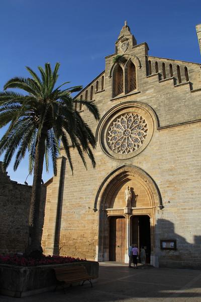 Church of Port d'Alcúdia