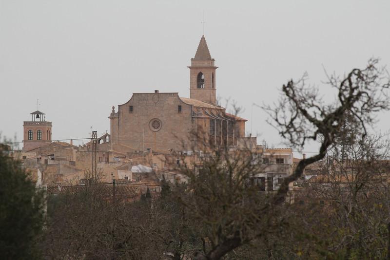 Church of Santanyi