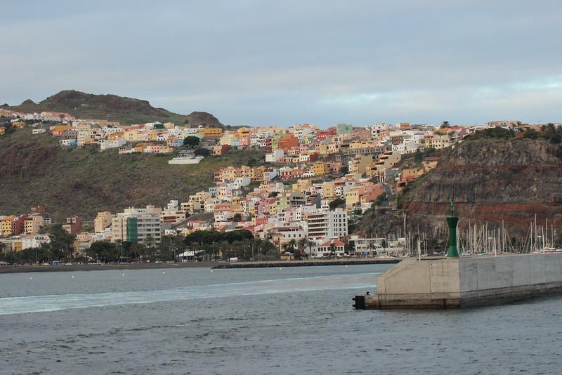 Harbour, San Sabastian de la Gomera