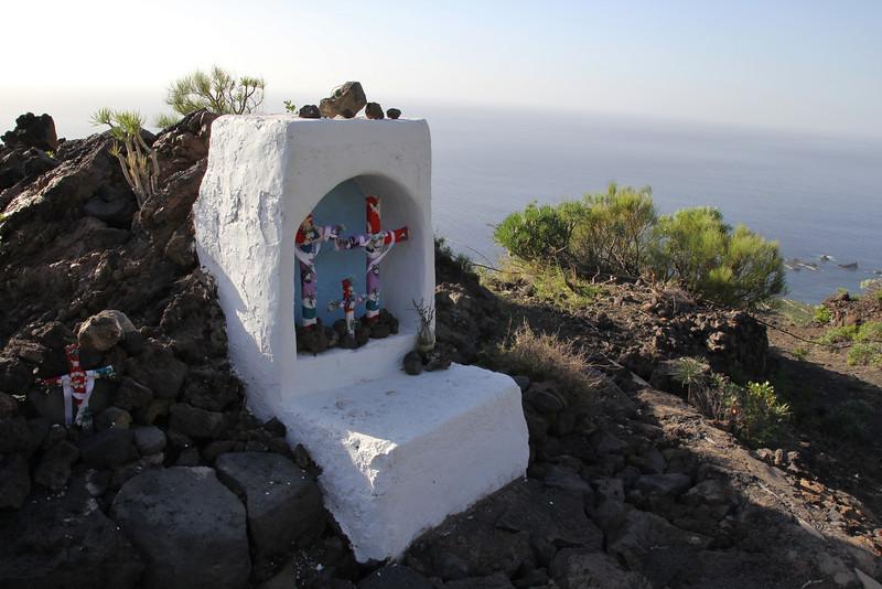 Chapel, S of Fuencaliente (Los Canarios) LP207
