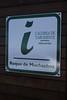 Sign, Roques de los Muchachas, 2400m, Parque Nacional de la Caldera de Taburiente