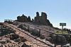 N facing rocks, near Roques de los Muchachas, 2400m, Parque Nacional de la Caldera de Taburiente