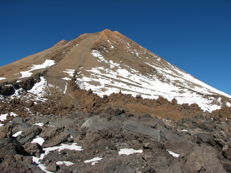 Summit Pico del Teide (Tenerife)