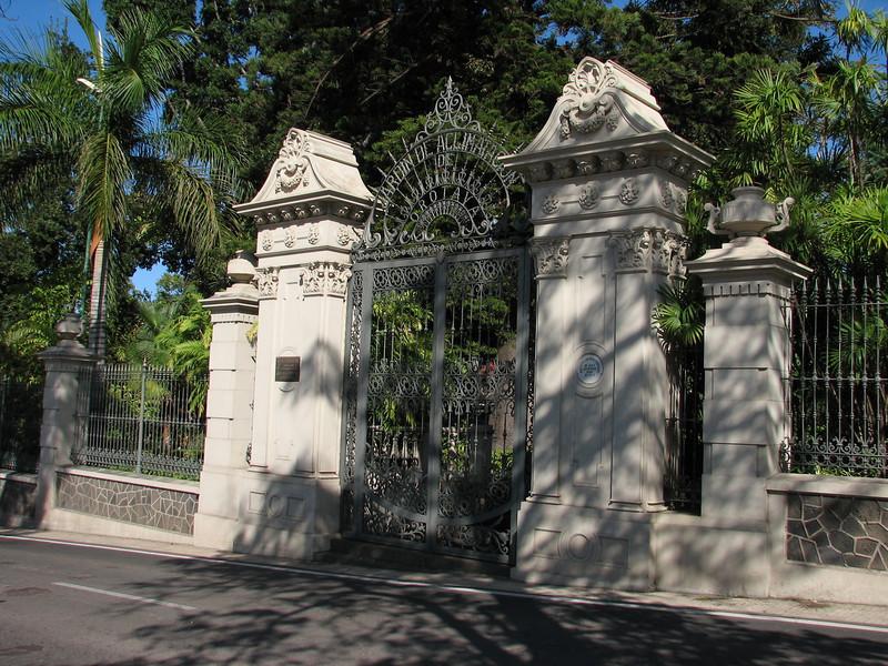 Gate Botanic Garden (Tenerife)