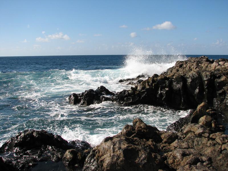 West coast, Teno (Tenerife)