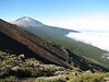 clauds of the N.W.- passat, del Teide (Tenerife)