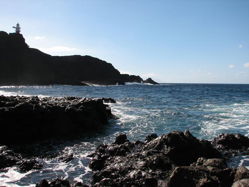 Atlantic Ocean near Teno (Tenerife)