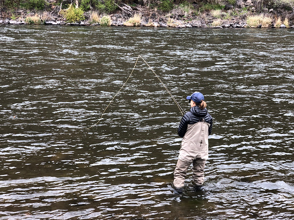 Fly Fishing the Deschutes 4-15-18 10