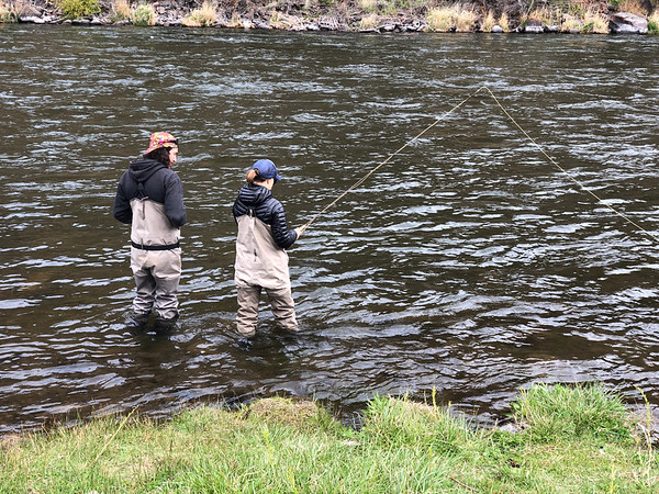 Fly Fishing the Deschutes 4-15-18 3