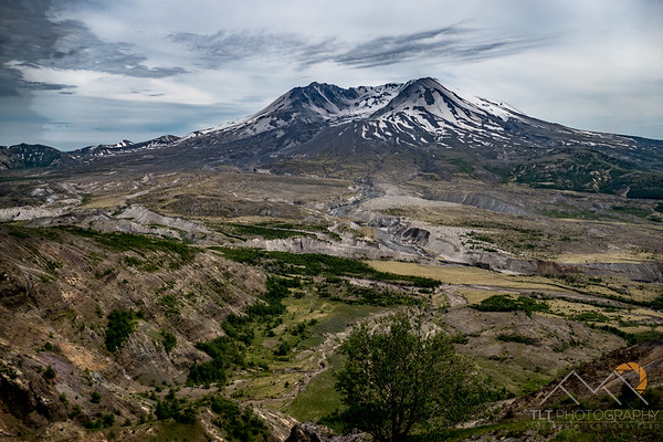 Mount Saint Helens June 2017
