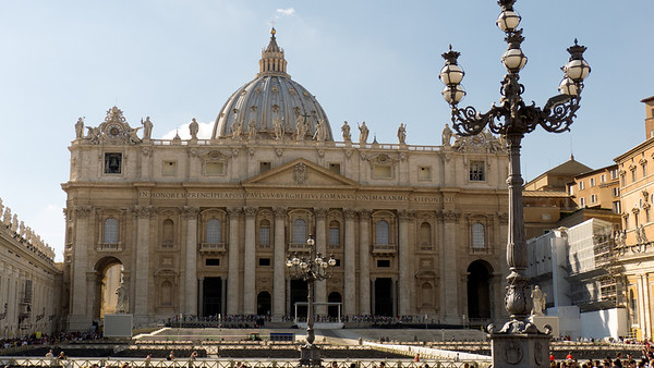 St. Peter's Square – Oct 2012