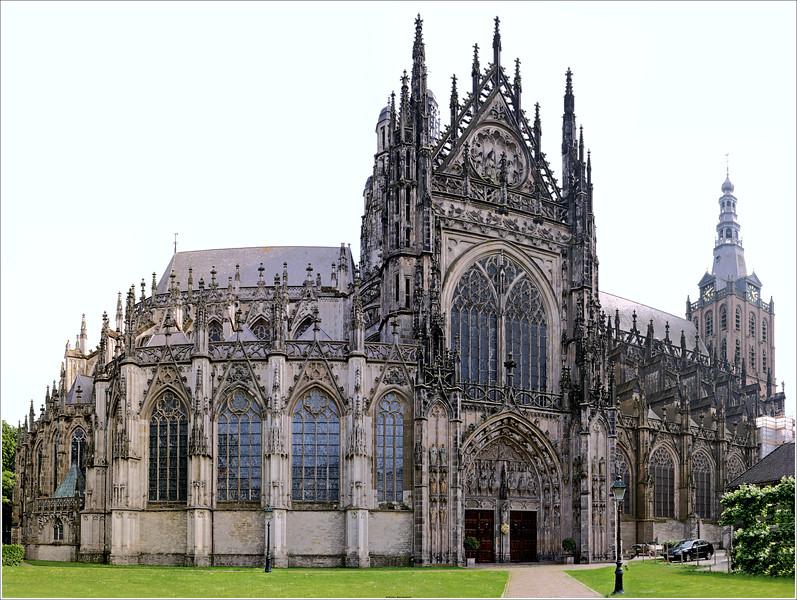 St. John's cathedral, Den Bosch NL