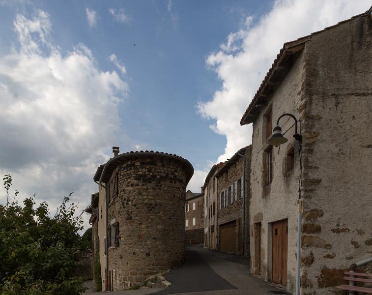 A Street in Pradelles