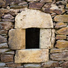 Window in a Stone House