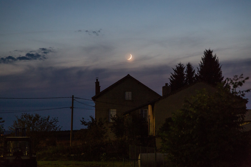 Night in Bouchet