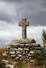 "Some of the crosses are ""newer"" and still standing tall"