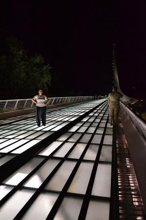 Sundial Bridge Redding, CA 8/11/12