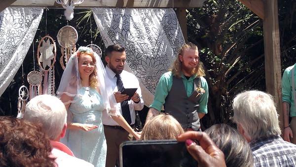 Tammy and Kyle Durrett Wedding