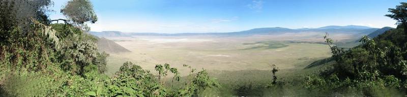 0640 panorama ngorongoro