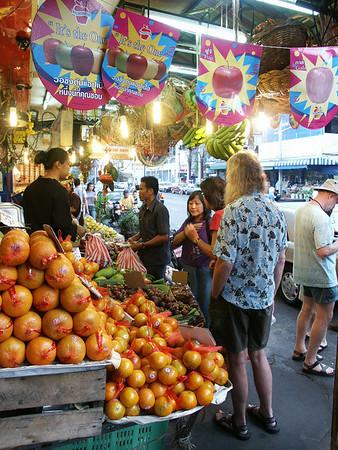 Thai Markets