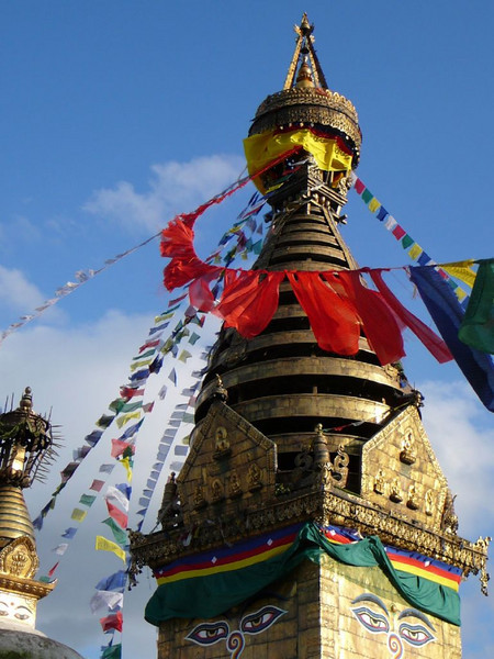Swoyambhunath (monkey temple)