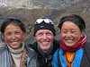 Tibetan girls (Kangchungtrek)