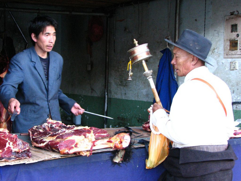 bucher (Lhasa, Tibet)