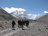 start expedition (Mount Everest )