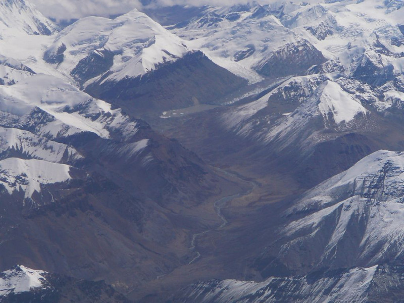 (Kathmandu - Lhasa)