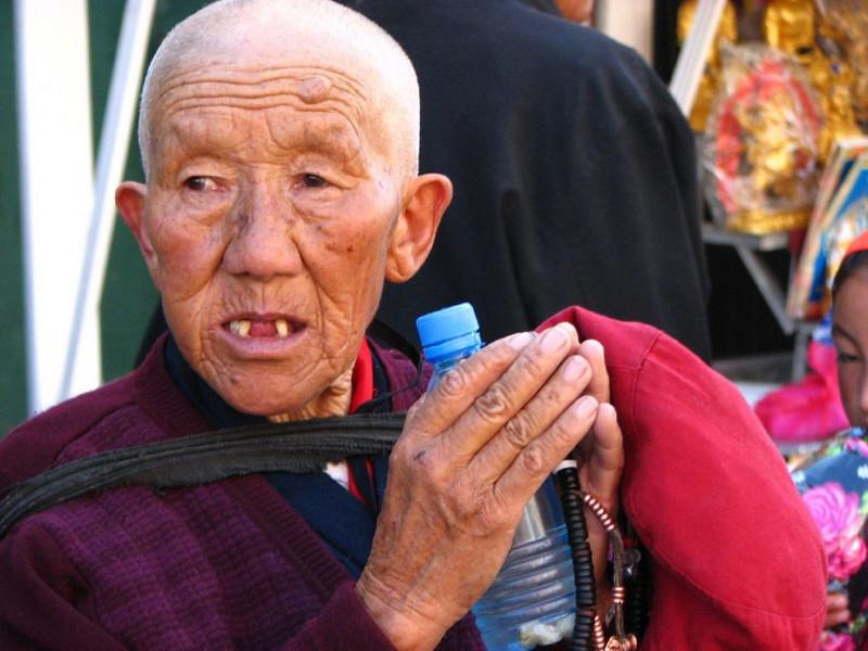 (Jokhang temple)