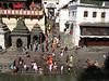 the Pashupati-nath temple (Kathmandu)