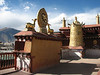 roof ornaments (Potala Palace)
