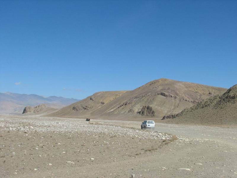 (Tibetian plateau >4000m)