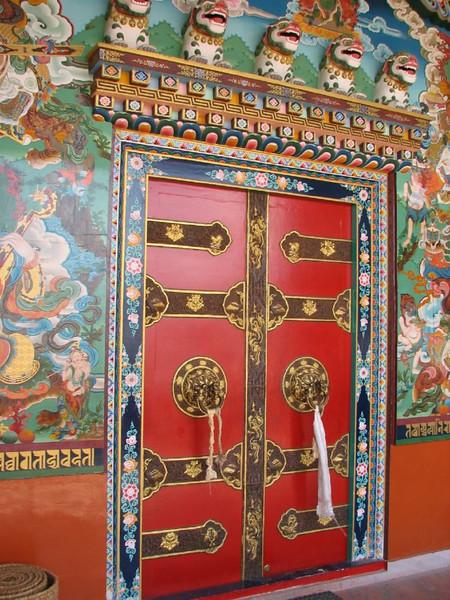 temple gate (Kathmandu)