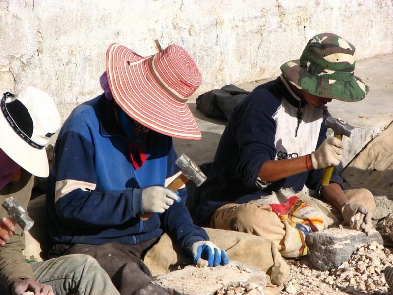 making grid (Lhasa)