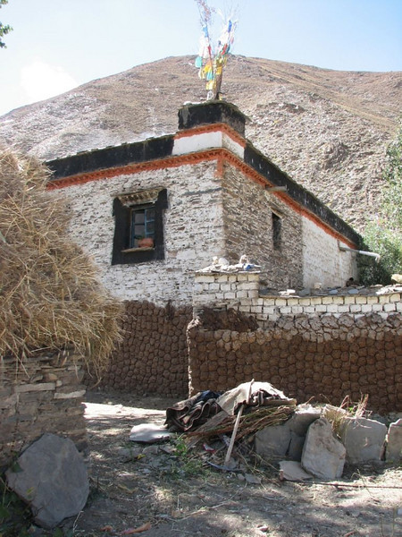 (Lhasa - Gyangtse)