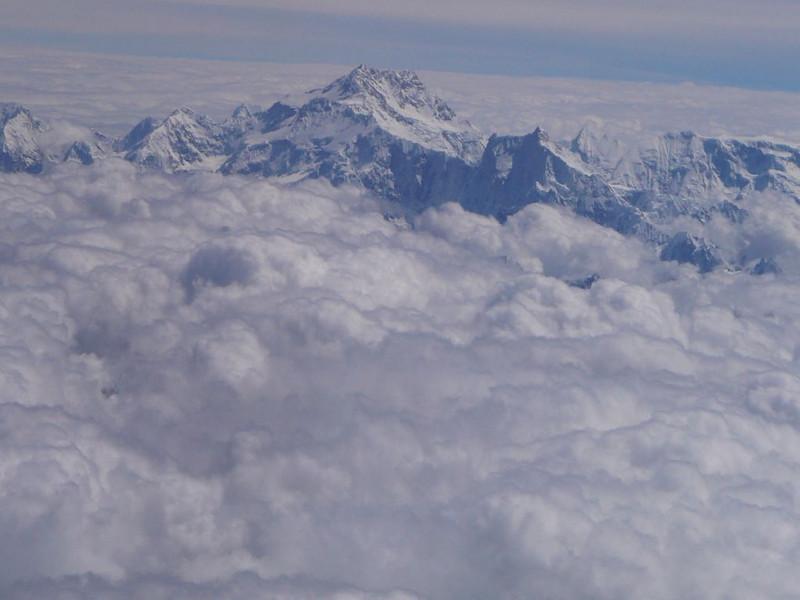 Kangchenjunga, 8586m (Kathmandu - Lhasa)
