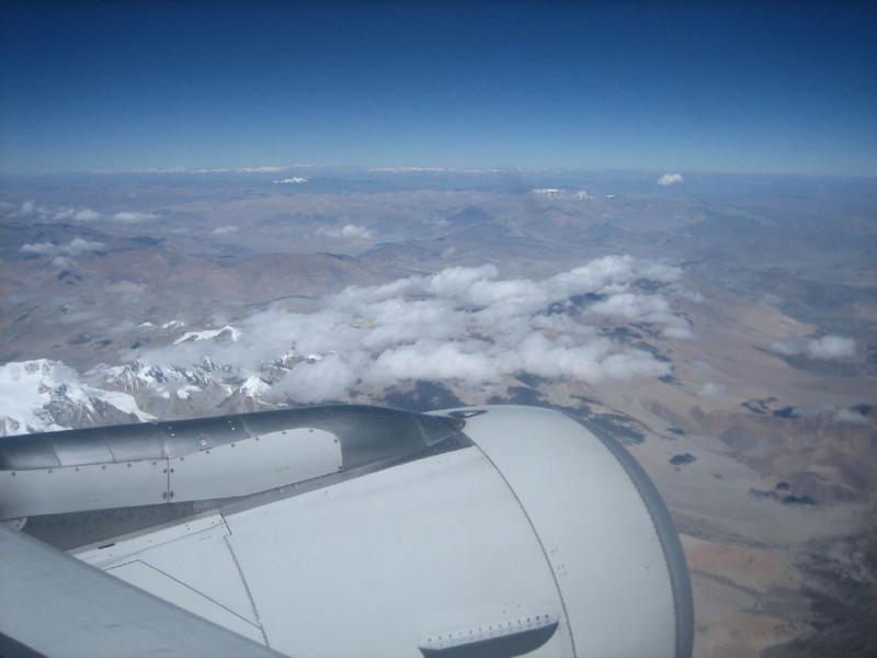 Tibet (Kathmandu - Lhasa)