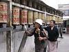 prayer wheels (Lhasa)